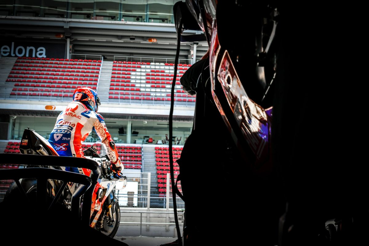 Monday MotoGP Summary at Catalunya: What The Riders Did And Didn't Tell Us